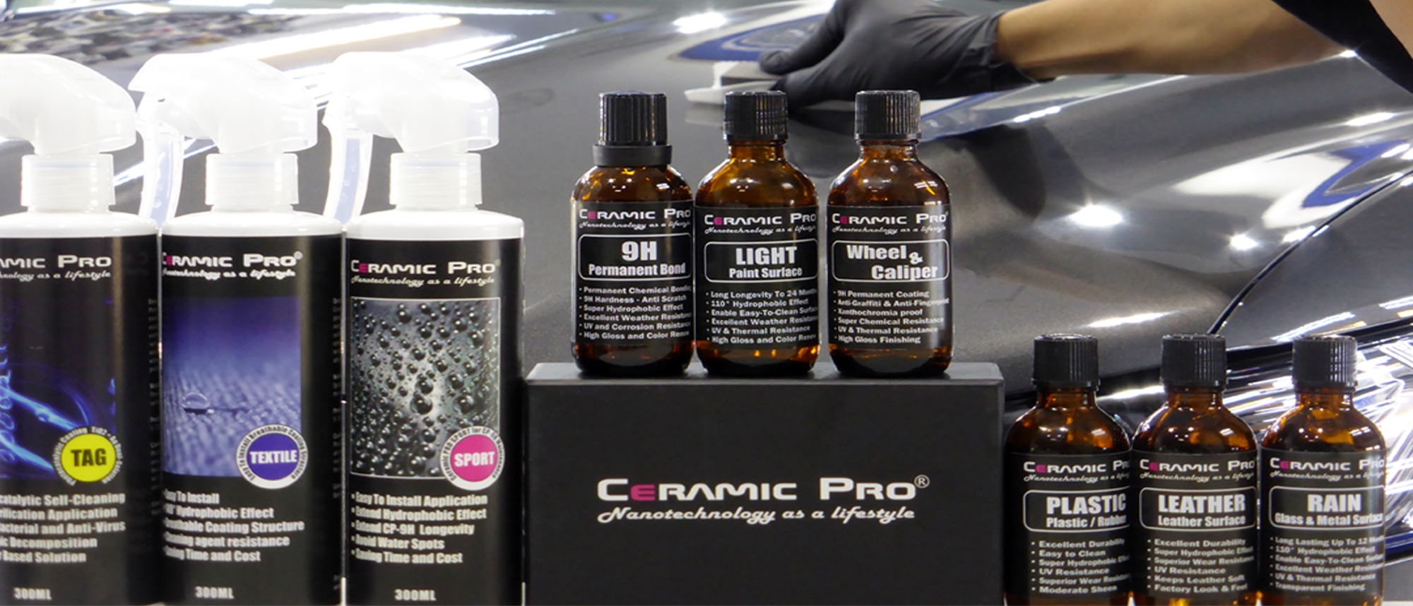 Ceramic Pro Exterior Packages Ace Gt Trained And Certified Ceramic Pro Applicator